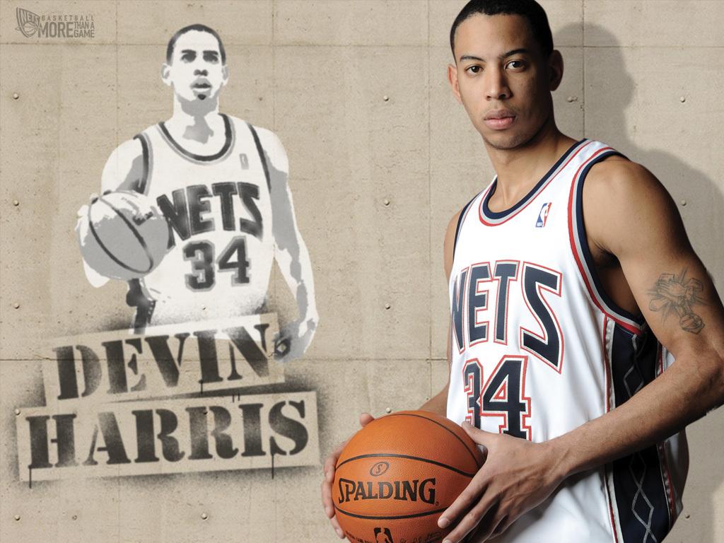 Devin Harris - New Jersey Nets Wallpaper (4047222) - Fanpop