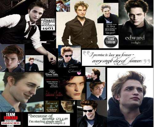 Edward Cullen wallpaper possibly containing anime entitled Edward Cullen <3
