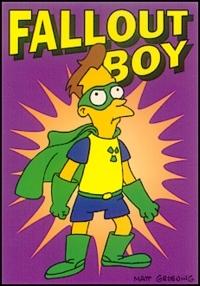 Fallout boy :)