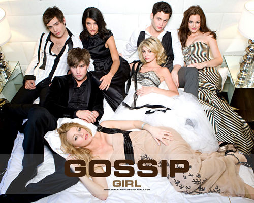 Gossip Girl wallpaper entitled Gossip Girl