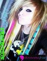 Hair :D - emo photo