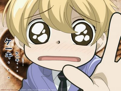 ouran high school host club wallpaper possibly with anime called Honey