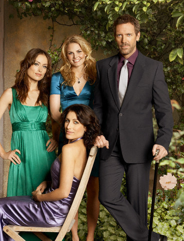 The Girls of House wallpaper possibly containing a business suit called House MD girls