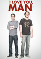 I l'amour You, Man Poster