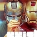 Iron Man - iron-man icon