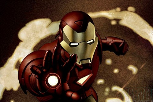 Ironman - iron-man Photo
