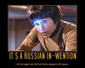 It's a Russian In-Wetion