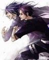 Itachi and Madara