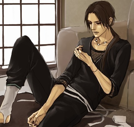 Itachi and his Polished Nails