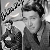 Classic Movies photo possibly with a well dressed person, a business suit, and a portrait entitled Jimmy Stewart