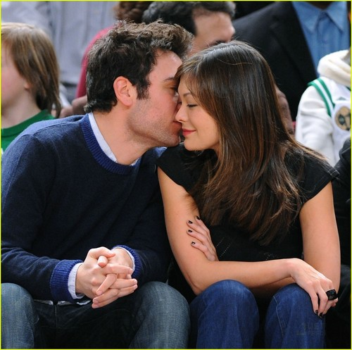 Josh & Lindsay - josh-radnor Photo