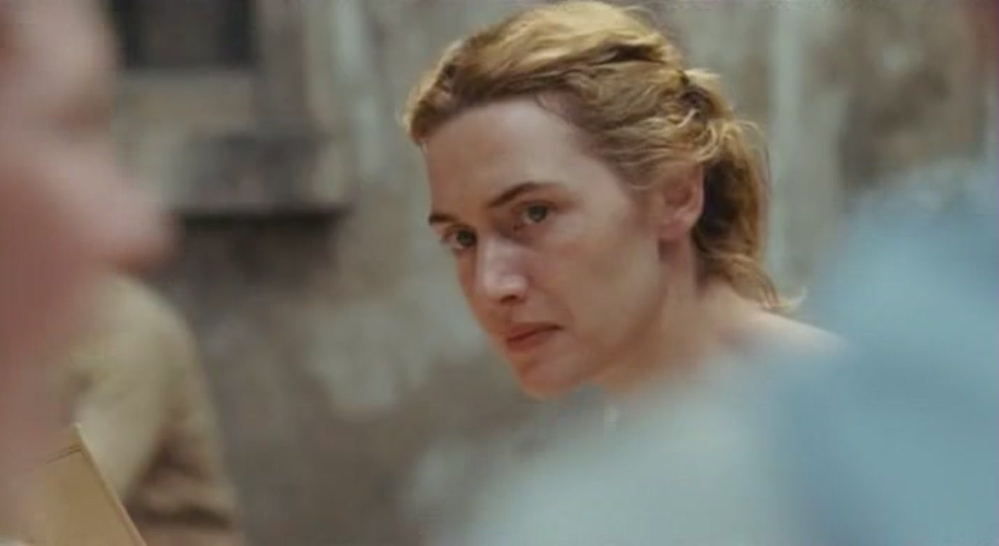Kate winslet reader
