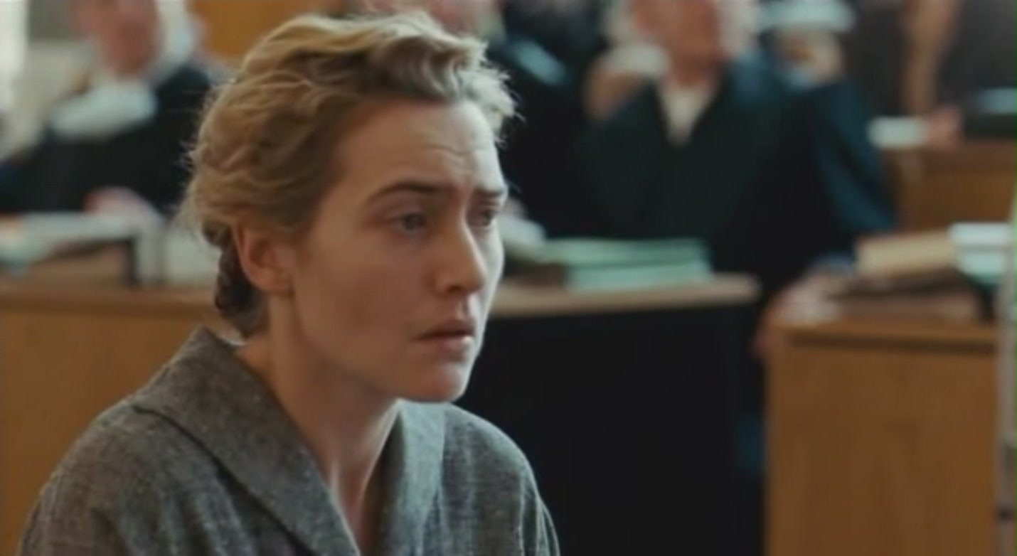 kate winslet sex in the reader
