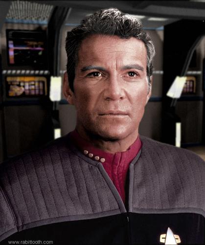 Kirk Lives!