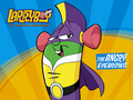 LarryBoy Cartoon Adventures - larryboy wallpaper