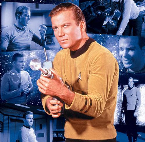 Legendary Bill Shatner