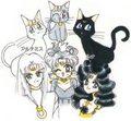 Luna, Artemis, & Dianah