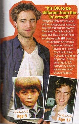 M Magazine Scans