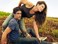 MF and EL - EW foto Shoot for lost