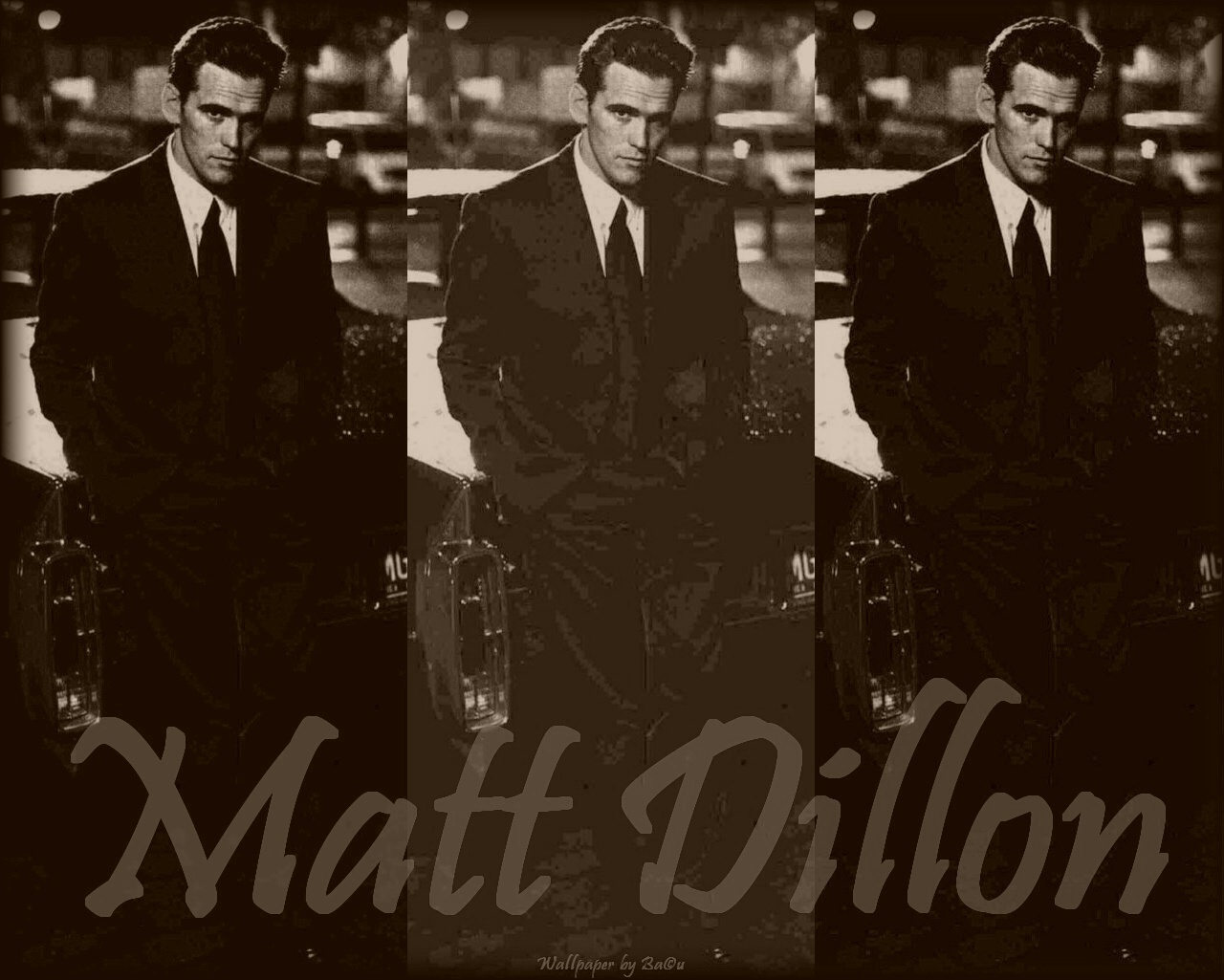 did miss kitty marry matt dillon