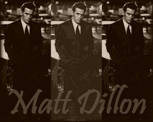 Matt Dillon Wallpaper 2