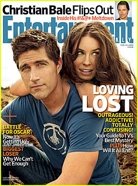 Matthew & Evangeline - Entertainment Weekly