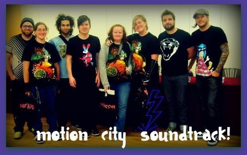 Me and Motion City Soundtrack!