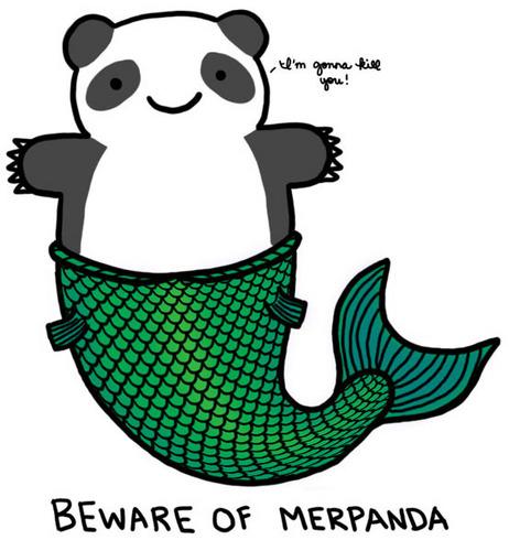 Mer-panda