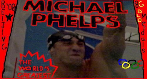 Michael Phelps-Beijing