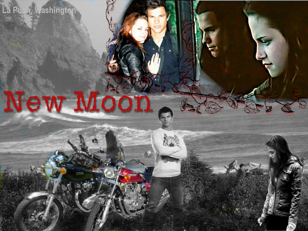New moon motorcycles