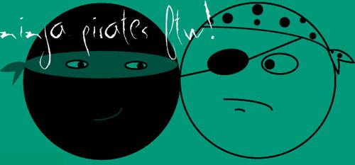 Ninja + Pirate