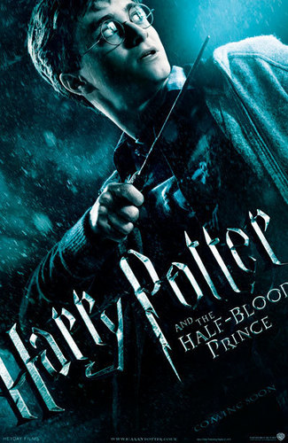 OFFICIAL HALF BLOOD PRINCE POSTER!!