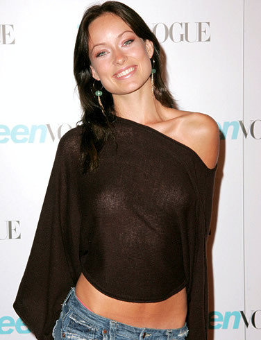 Olivia Wilde wallpaper probably containing a top, a playsuit, and a blouse called Olivia