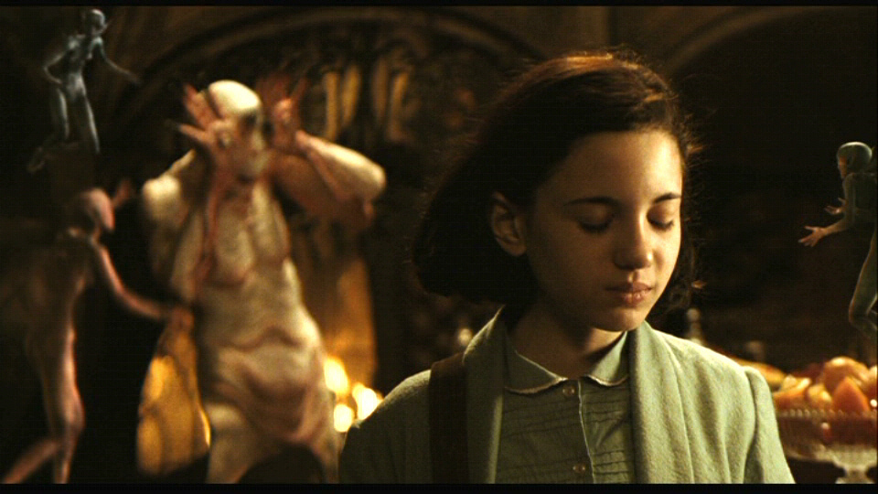 pan s labyrinth review essay online