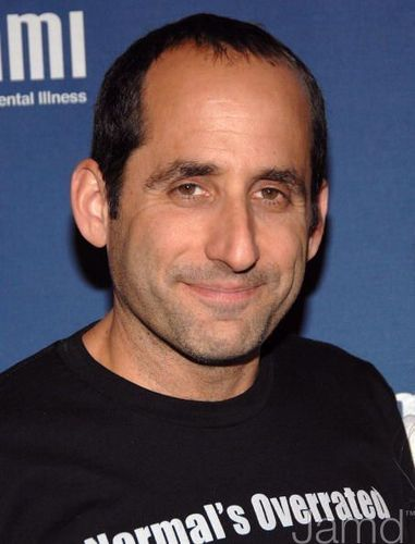 Peter Jacobson @ the 2009 NAMI Charity Event