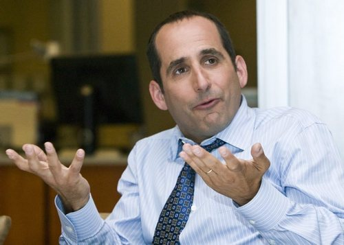 peter jacobson family