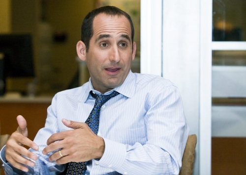 Peter Jacobson @ the 'House' Conference
