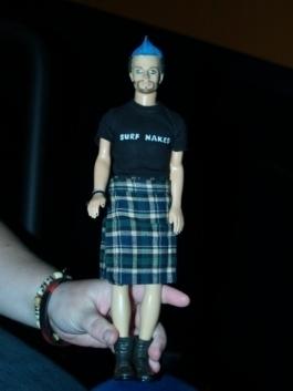 Priestly Doll