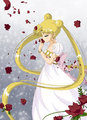 Princess Serenity - sailor-senshi fan art