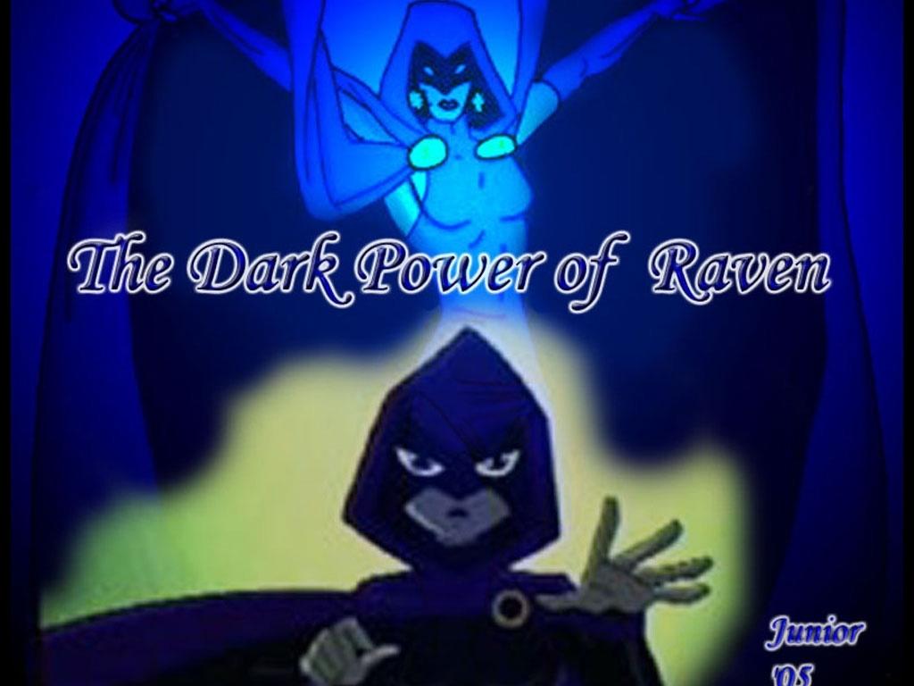 Raven - Teen Titans 1024x768 800x600