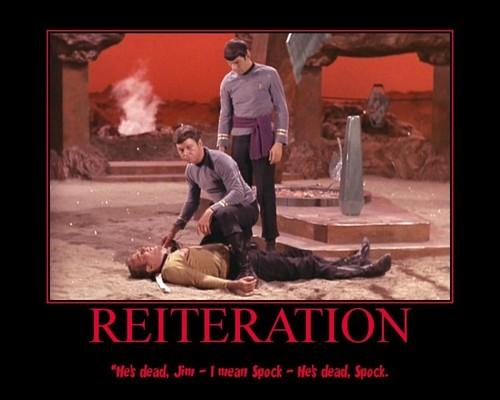 Reiteration