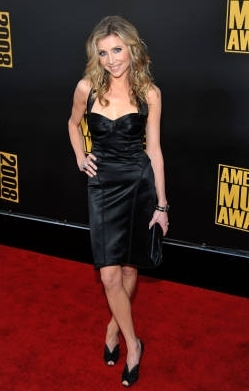 Sarah Chalke wallpaper called Sarah at the 2008 American Music Awards