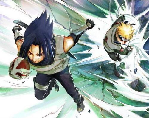 Sasuke/ Naruto