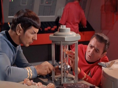Scotty & Spock