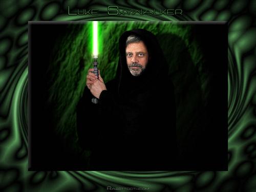 étoile, étoile, star Wars fond d'écran called Senior Citizen Skywalker