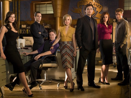 Smallville Season 8 Promotional تصاویر