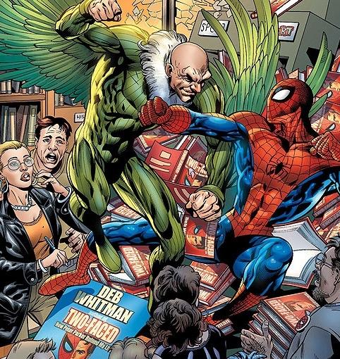 Spiderman villains - photo#18