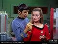 Spock picking up!