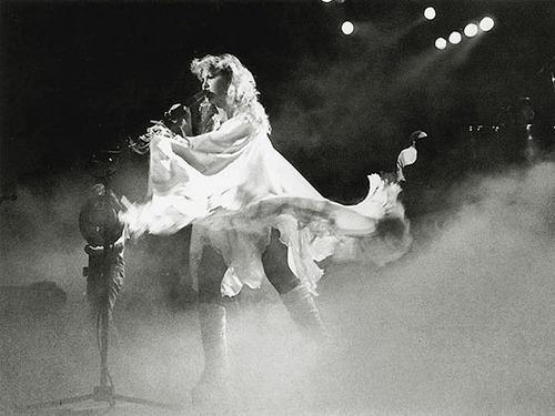 Stevie~Beautiful in B&W