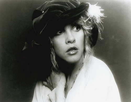 Stevie Nicks wallpaper called Stevie~Beautiful in B&W